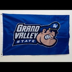 NCAA Grand Valley State University 3'x5' Flag